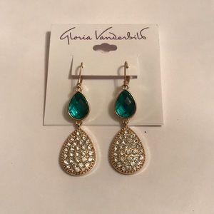 Empress Emerald Earrings
